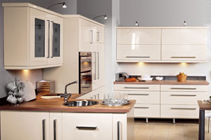 Modern Designer Fitted Kitchens