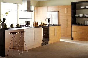 contemporary designer fitted kitchens