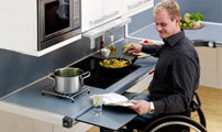 disabled kitchen appliances