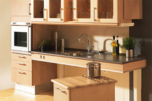 disabled kitchens, adapted to suit your specific needs
