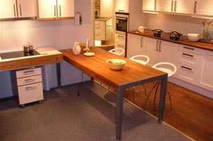 disabilty accessible kitchen