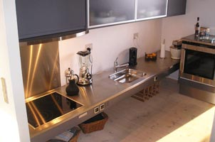 Attractive Wheelchair User Kitchen
