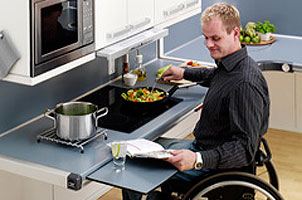accessible kitchen cooking appliances